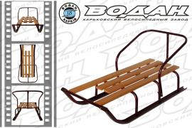 "Baby sledge ""vodan"" wholesale from the manufacturer"