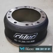 Brake drum ROR 419X238