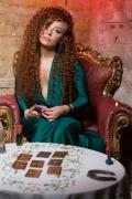 Christmas divination. Divination by the Tarot. Love spell