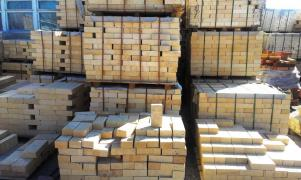Fireclay bricks SHA-5, SHA-1, SHA-10, SHA-8