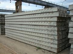 Floor slabs at low prices in Kiev