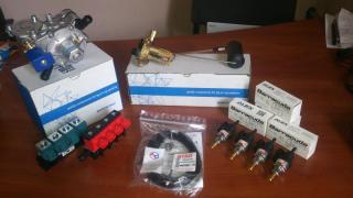 ГБО - установка, ремонт, обслуговування
