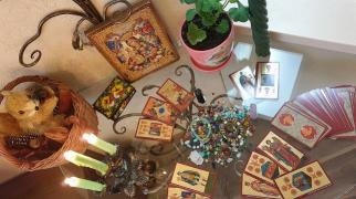 Love spell on the photo. Removal of spoilage. Fortune telling online