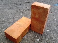 Ordinary brick M-100, M-150, M-200 at low prices