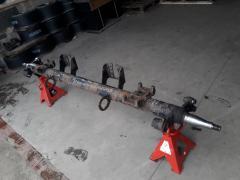 Restoration of the brake pad bracket, limit switch, tail
