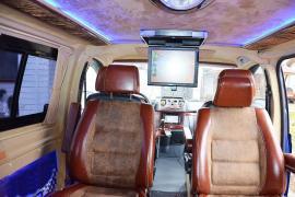Tuning Internal Re-equipment interior trim Mercedes Vito Viano Mercedes Vit